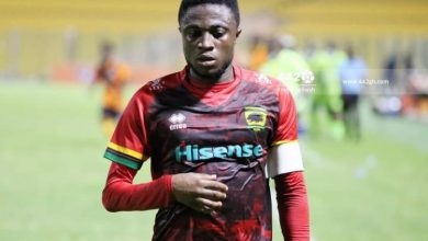 Photo of Emmanuel Gyamfi pissed with officiating against Medeama