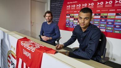 Photo of Ghana's Cody Gakpo signs long-term contract with PSV Eindhoven
