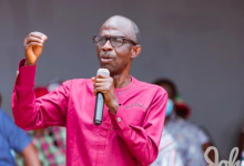 Photo of EC presents Techiman South pink sheets to NDC